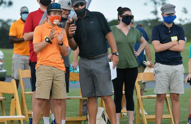 Tesori special-needs golf clinics resume with plenty of smiles at TPC Sawgrass