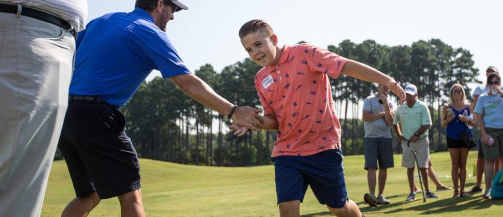 All-Star Kids Clinic set to go national after getting its start five years ago at Wyndham Championship