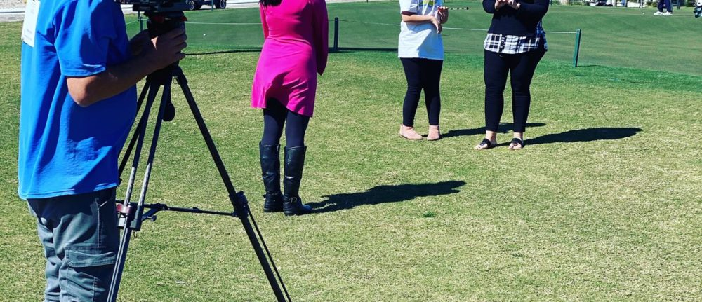 PGA, Tesori Family Foundation host golf clinic for children with special needs
