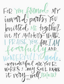 Psalm 139 13 14